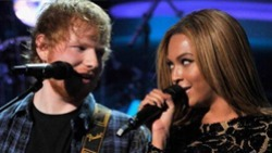 Ed Sheeran ft. Beyoncé