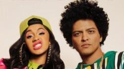 Bruno Mars ft. Cardi B