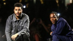 The Weeknd ft. Kendrick Lamar